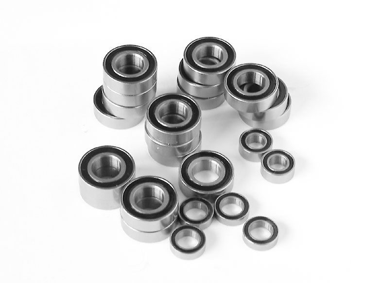 Xray XB9 Ball Bearings Set - 26 pcs
