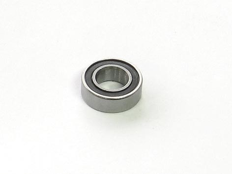 HIGH-SPEED BALL-BEARING 5x12x4 MR125-2RS RUBBER SEALED